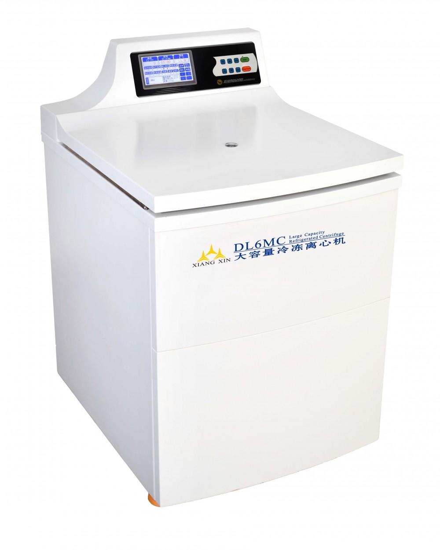 大容量冷凍離心機