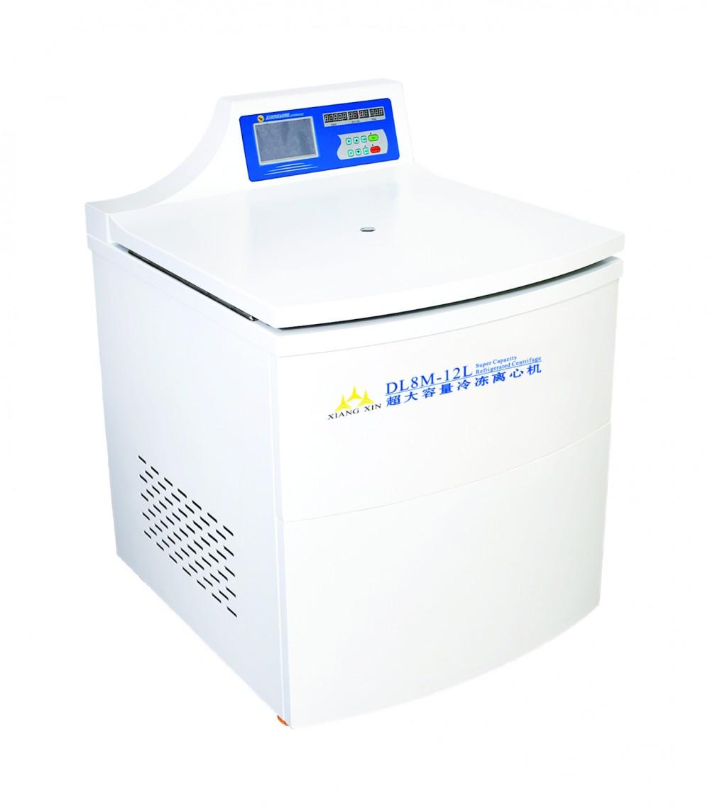 超大容量冷凍離心機DL8M-12L