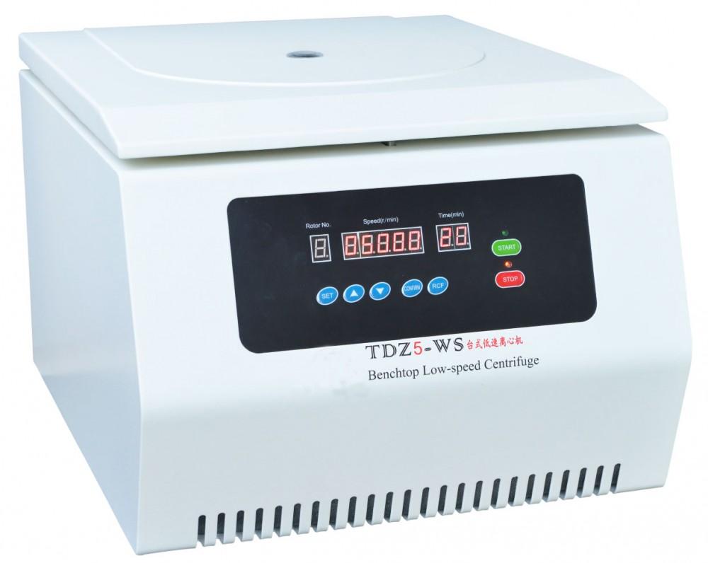臺式低速離心機TDZ5-WS
