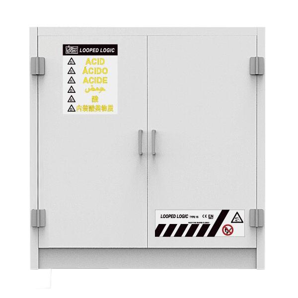 乐普乐吉强酸碱品安全存储柜 703025