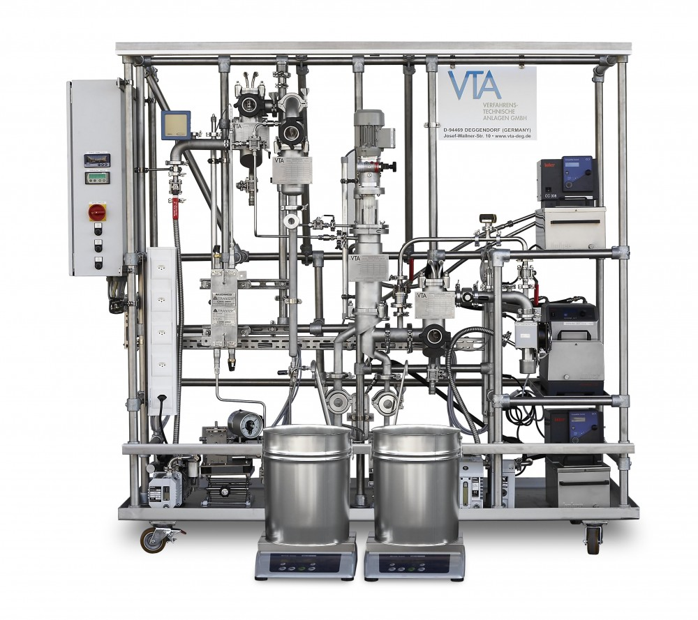 分子蒸馏设备