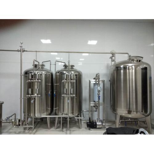 3t/h纯化水设备