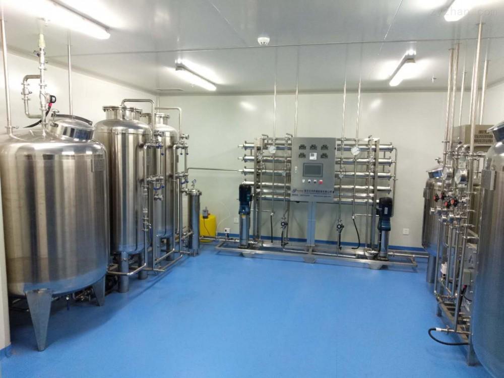 1T/h纯化水设备