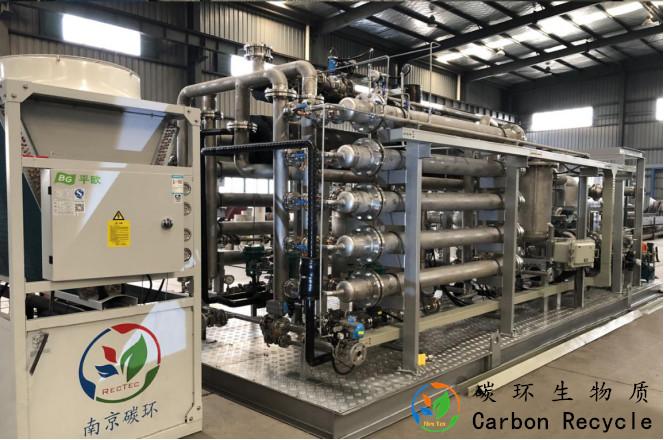 有機溶劑VOCs回收裝置
