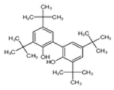 3,3',5,5'-四叔丁基 -2,2'-联苯二酚