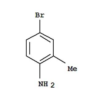 2-甲基-4-溴苯胺(583-75-5)
