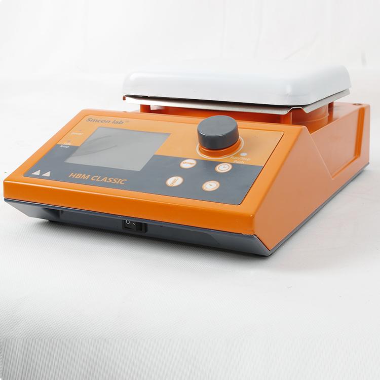 单磁力加热搅拌器HBM CLASSIC