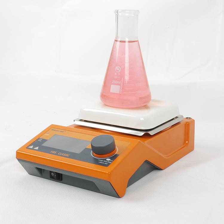 单磁力加热搅拌器HBS CLASSIC