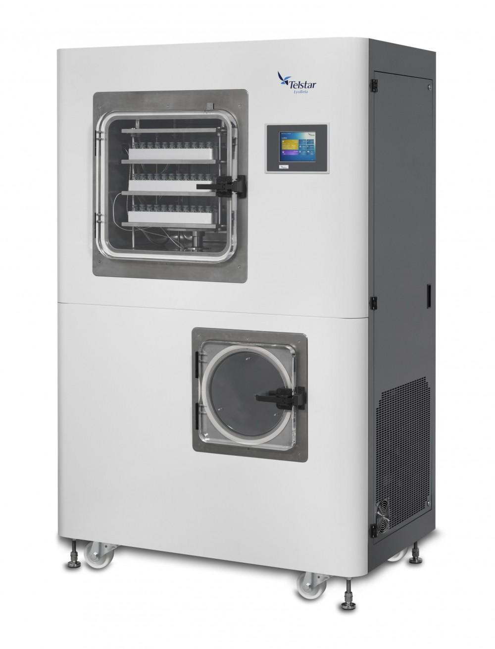 泰事达Telstar 中试型冻干机 Lyobeta 4PS