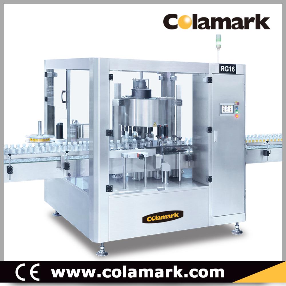 Colamark RG16 回轉式,智能貼標機