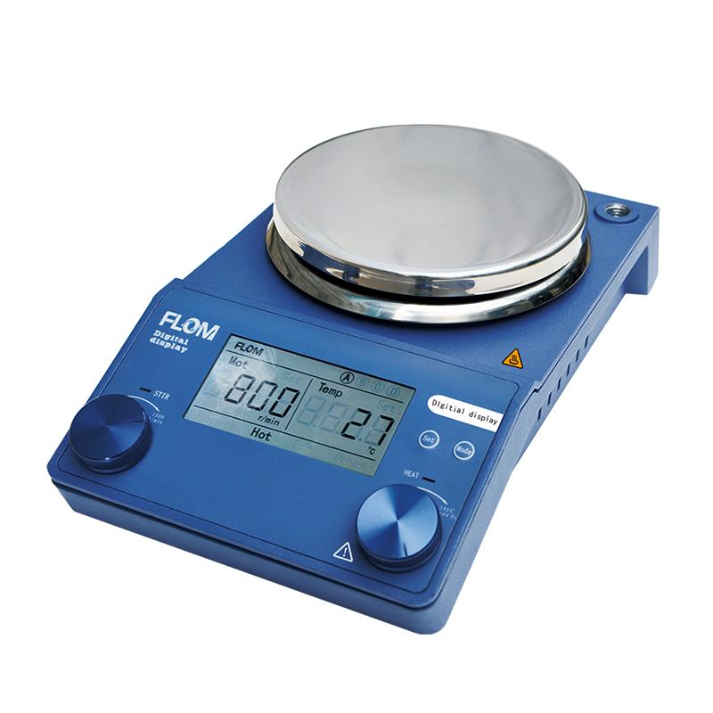 磁力攪拌器 數顯加熱型 FET-H