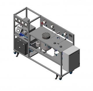实验室超临界流体萃取设备