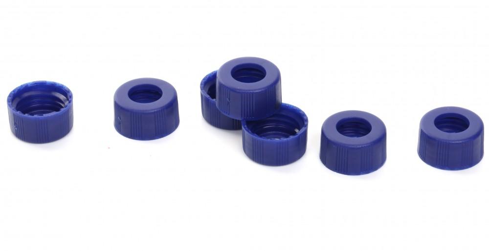 9-425 9mm藍色螺紋開口蓋