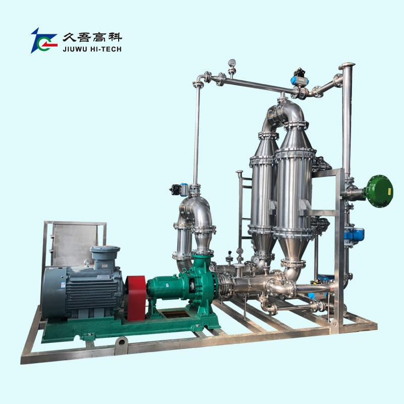 膜分離設備應用于氨基酸/有機酸分離純化