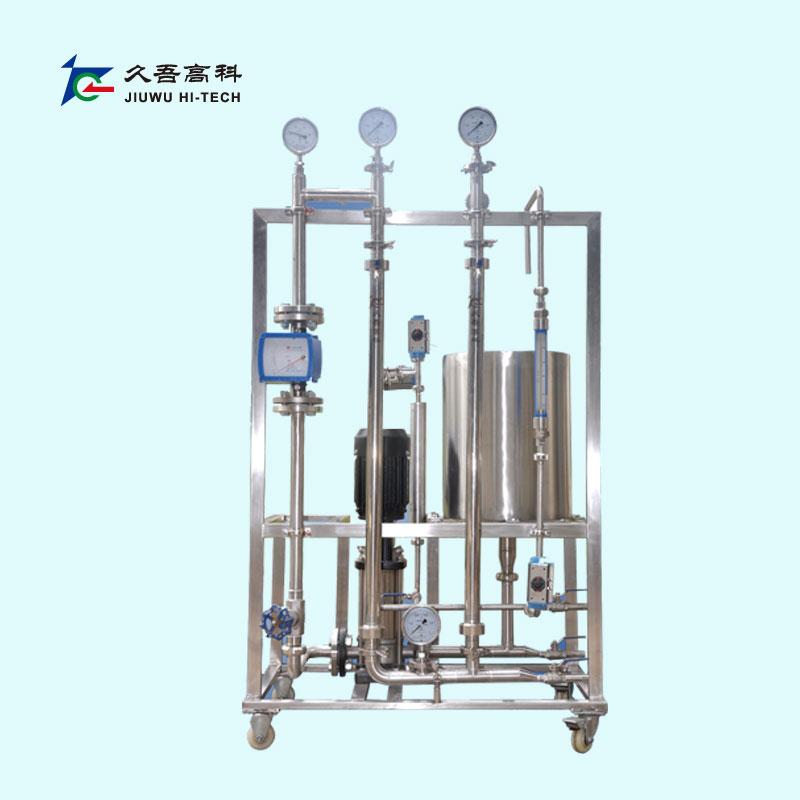 膜分離設備應用于**提取