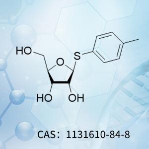 4-甲基苯基 -1-硫代-β-D-呋喃核糖苷