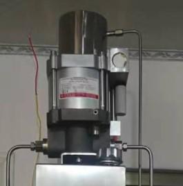 色谱装柱机配套高压动力单元