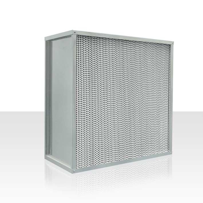高效有隔板空氣過濾器