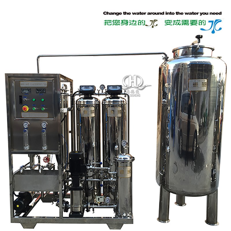 全自动反渗透纯水设备