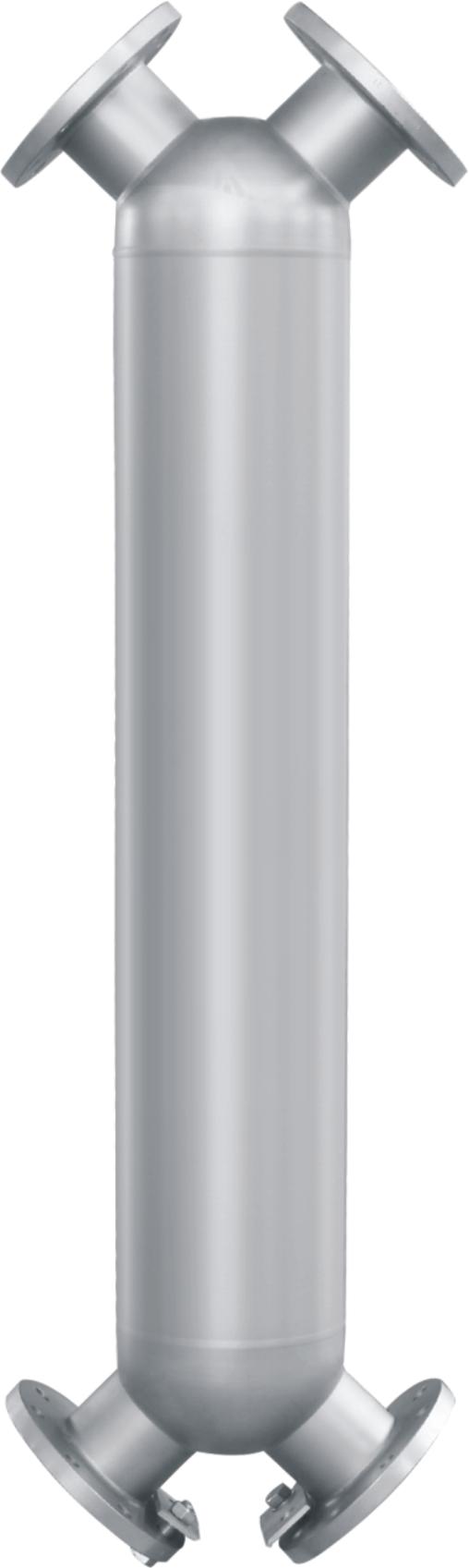 螺旋缠绕管式换热器