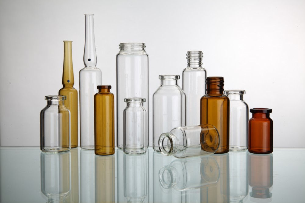 Glass vial,Glass ampoule,Glass tube,Cap