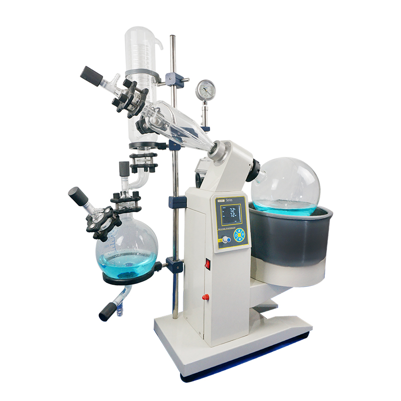 蒸餾提純 5l旋轉蒸發儀 旋轉蒸發儀RE-1050