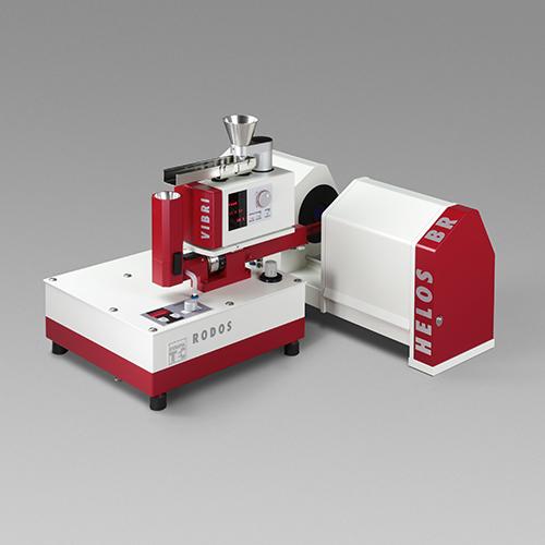 干法气流分散粒度仪 HELOS&RODOS