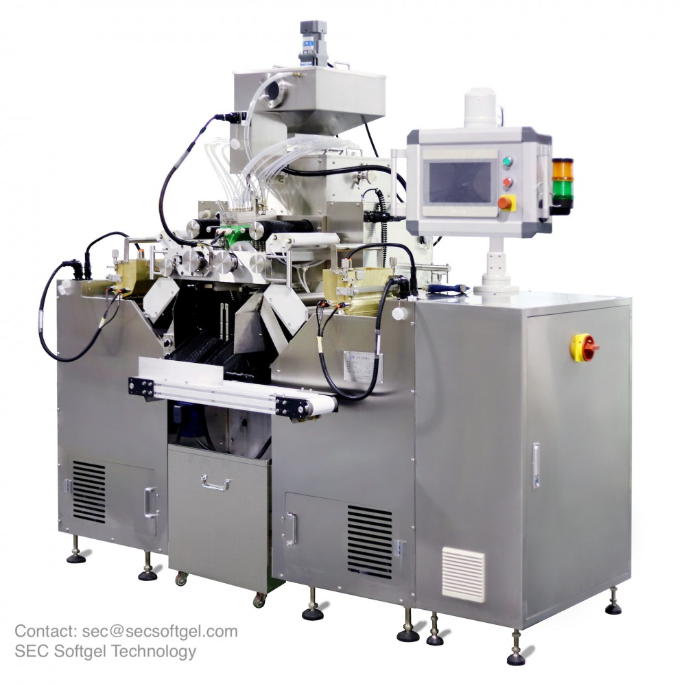High Speed Softgel Encapsulation machine