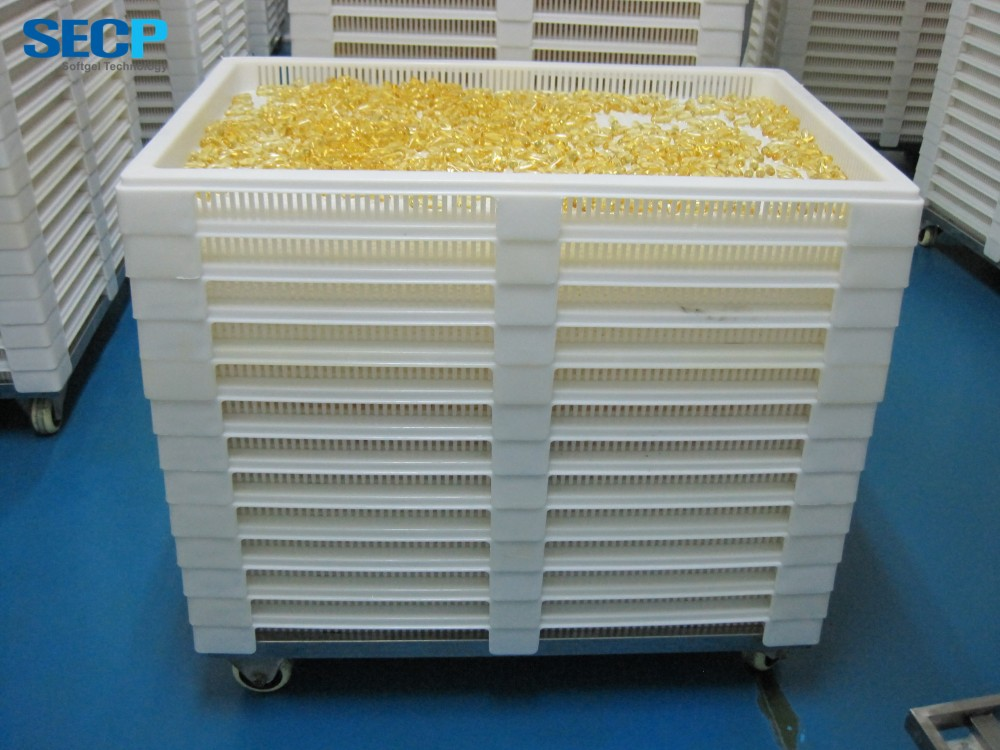 Softgel Dry Tray