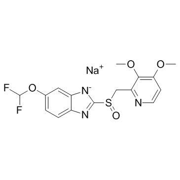 泮托拉唑鈉