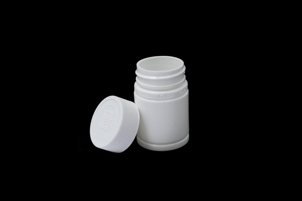 50ml塑料圆瓶