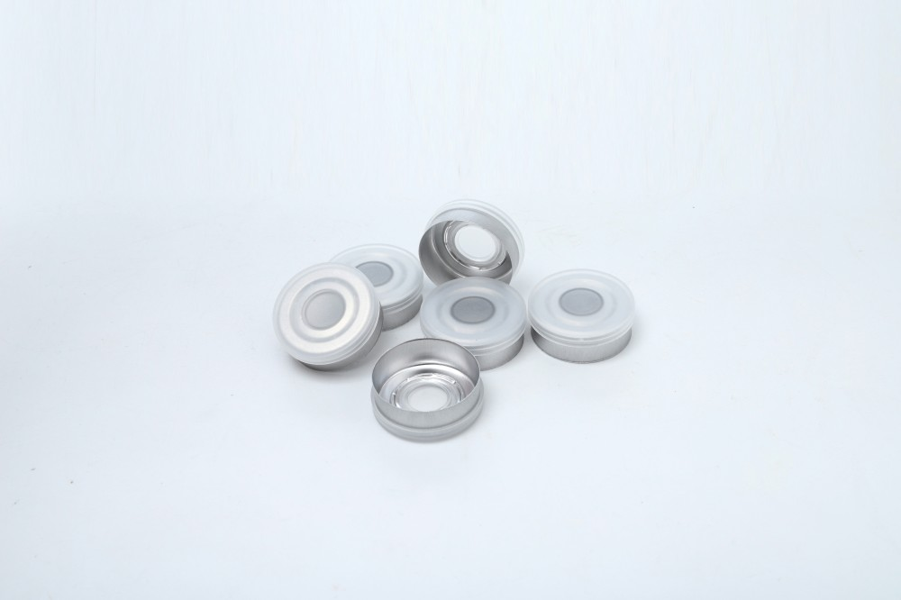 26白透明鋁塑組合蓋