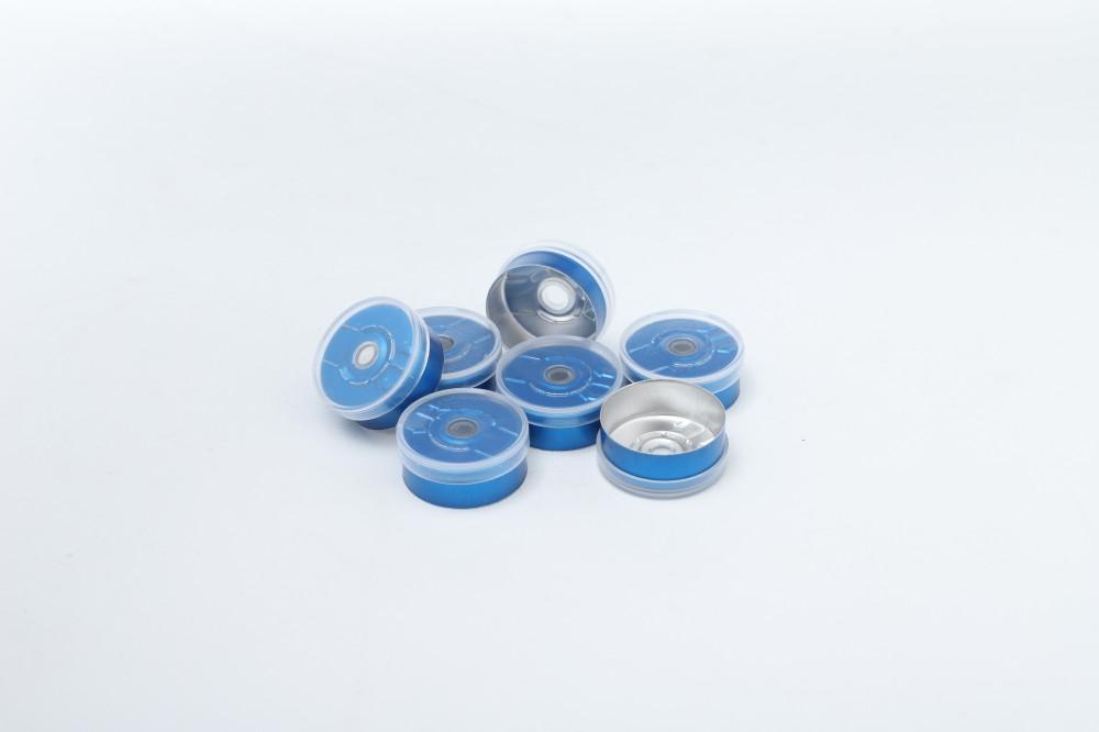 20藍鋁鋁塑組合蓋