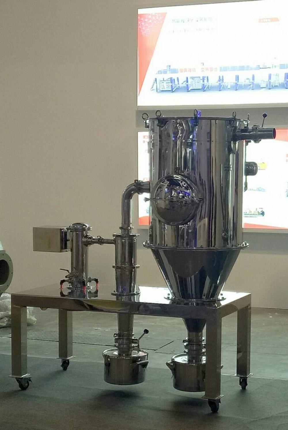 符合GMP要求的医药食品级气流粉碎机就