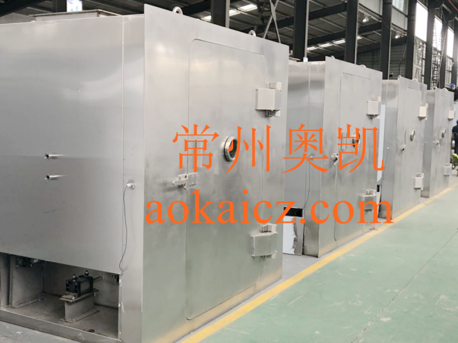 CTDE-CF系列对流分体式洁净烘箱