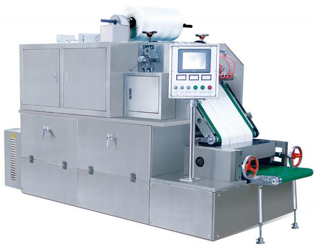 GST-II型滚刀式水凝胶(巴布膏)涂布切片机