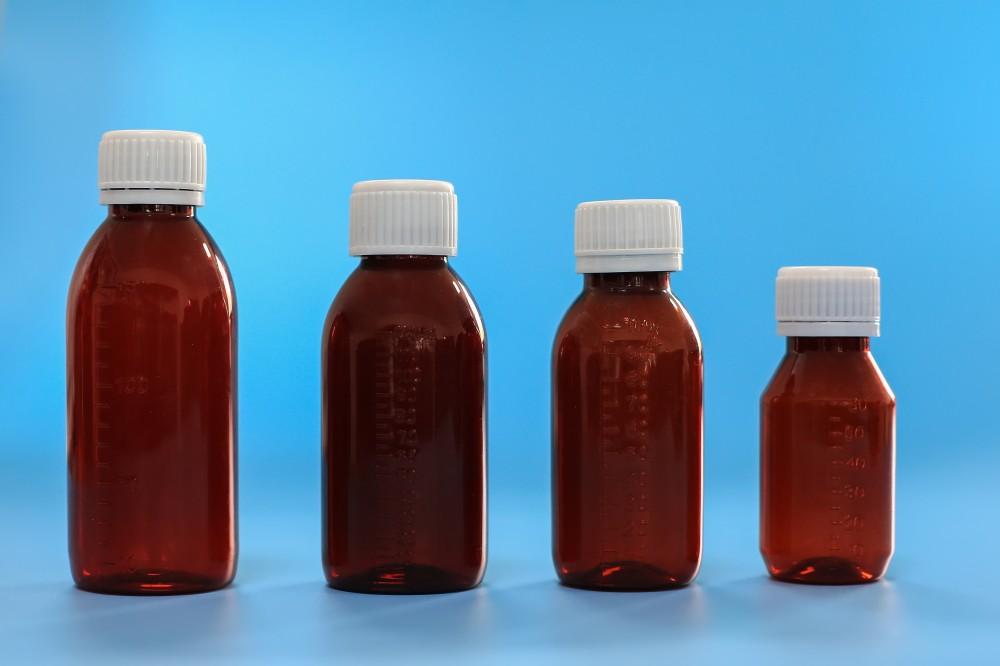 PET藥用液體塑料瓶