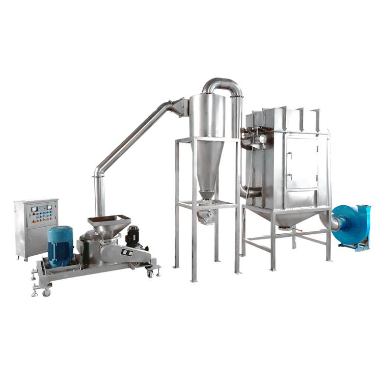30型微粉碎機 高分子吸濕性材料粉碎機 研磨機 每小時200kg產量