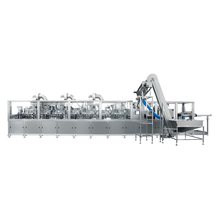 PP Bottle IV Solution Production Line