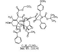DT-6与10-DABⅢ的7位缩合物