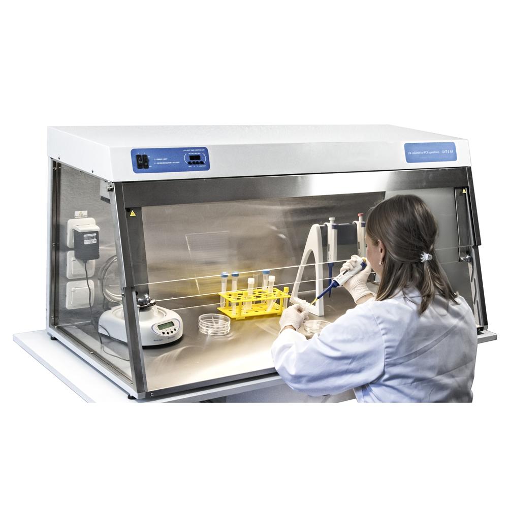 UVT-S-AR 雙人型PCR操作臺
