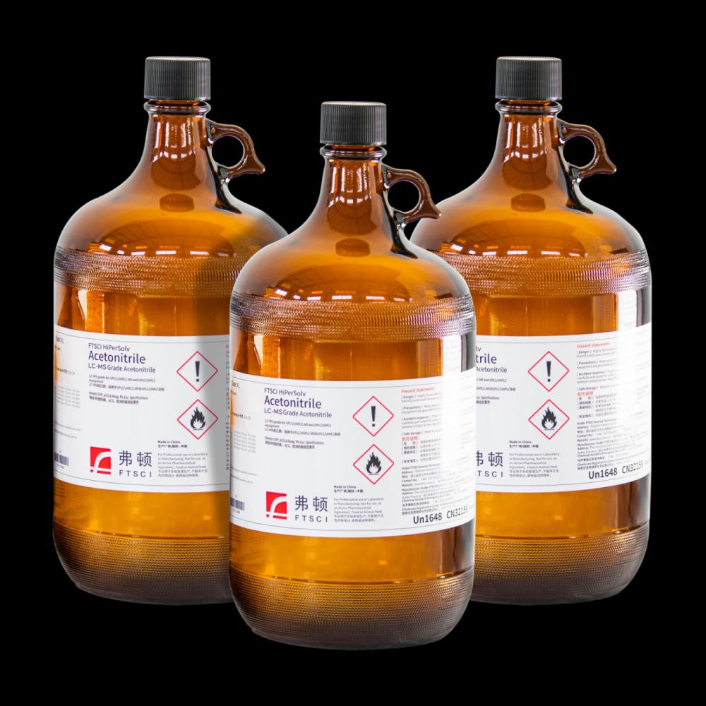 6*1L棕色瓶乙腈