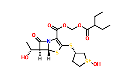 Sulopenem Etzadroxil
