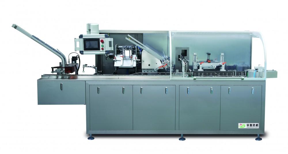 ZHJ-80/120/150  間歇式自動裝盒機