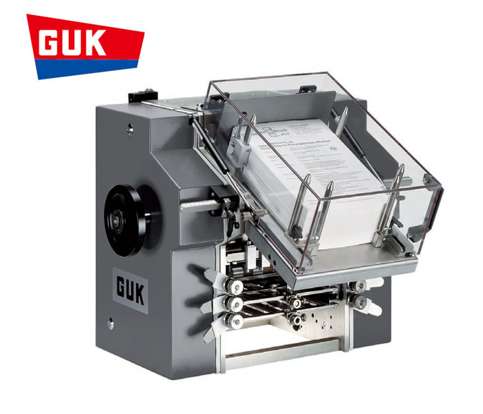 GUK cartonac 2000-2  德國原裝進口高速裝盒機折頁機說明書折紙機
