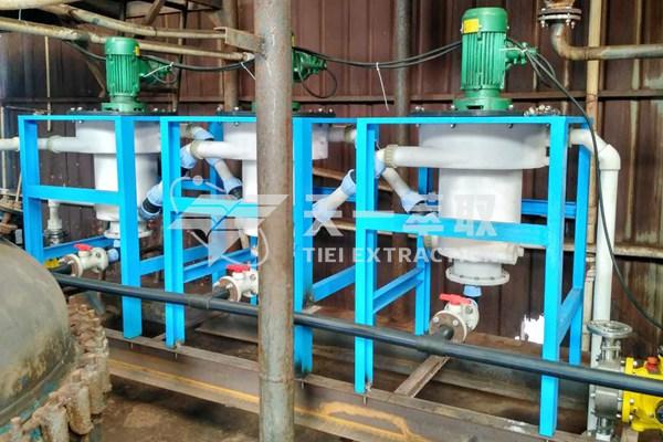 苯酚萃取回收设备离心萃取机