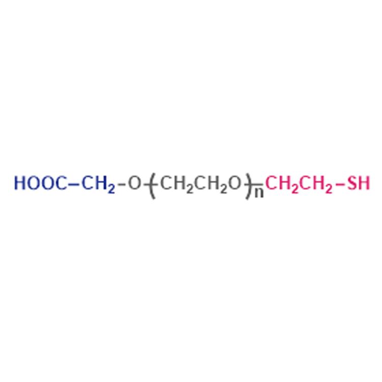 α-羧基-ω-巯基聚乙二醇 α-Carboxyl-ω-mercapto poly(ethylene glycol)