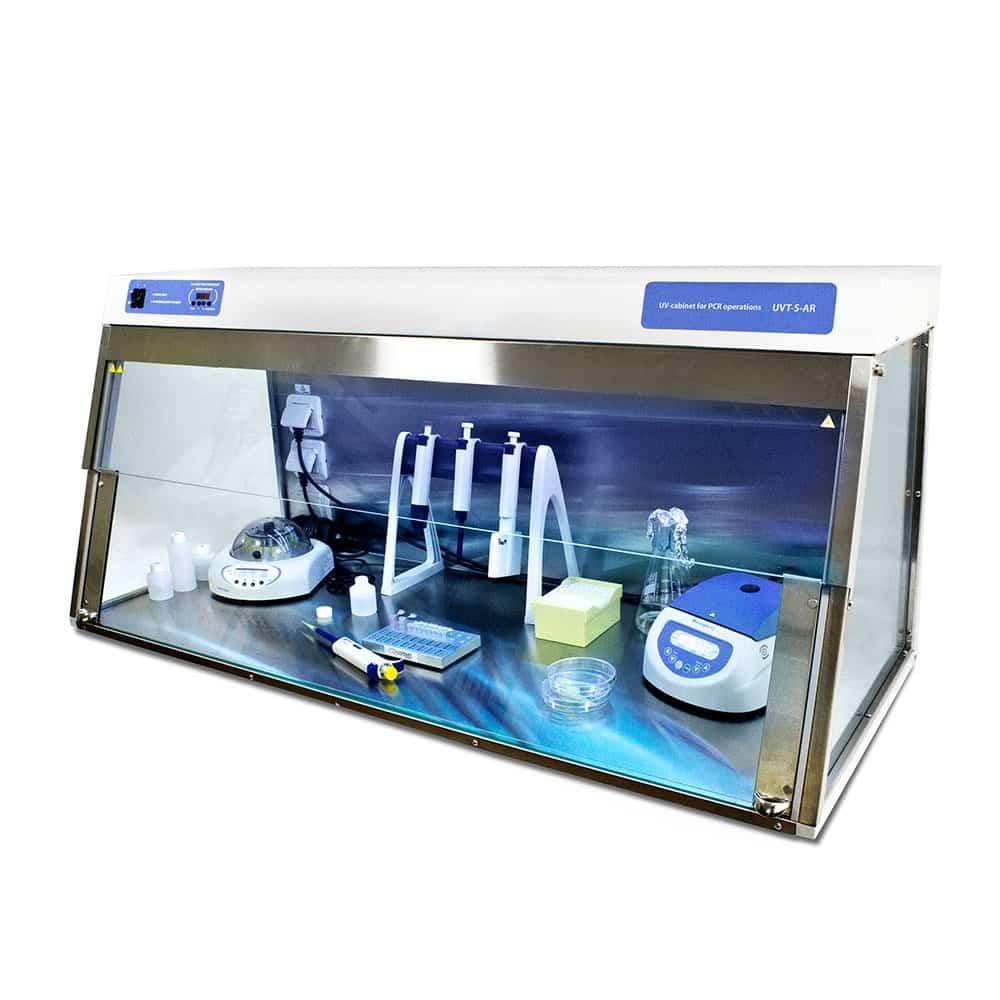 英国Grant PCR-UV操作台