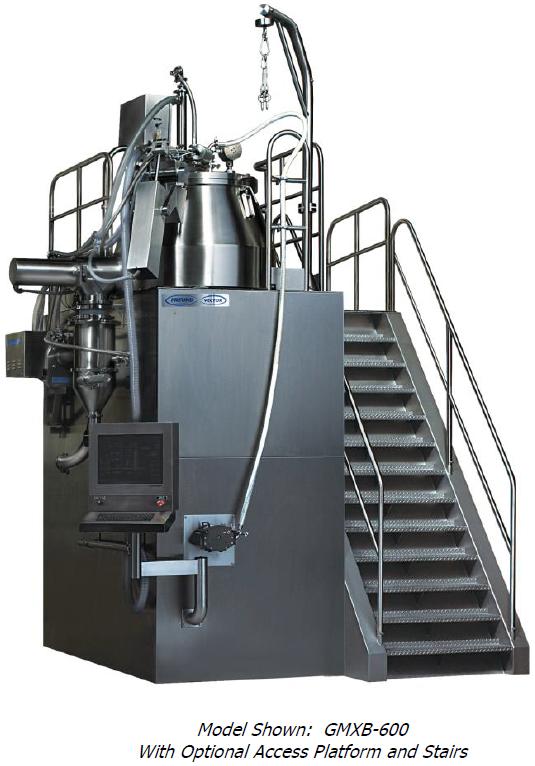 GMXB Grenumeist高剪切制粒/混合机(GMXB 底驱型)
