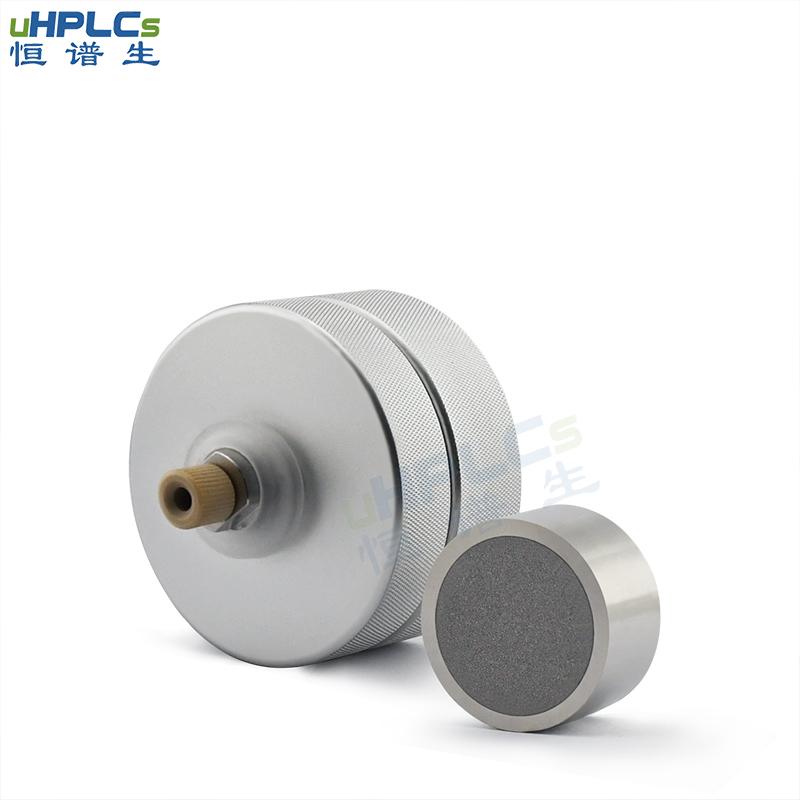 φ20x10mm 液相色譜C18半制備柱預柱柱芯